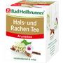 Bad Heilbrunner Arznei-Tee, Hals- & Rachen-Tee (8x1,75g)