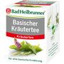Bad Heilbrunner Kräuter-Tee, basischer Kräutertee (8x1,8g)