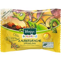 Kneipp Badezusatz naturkind Zauberdrache Sprudelbad 80g