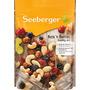 Seeberger Nuss- & Trockenobst-Mischung, nuts'n berries mit Cashew, Mandel, Sultanine, Cranberry, Kirsche, Blaubeere & Haselnuss