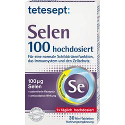 tetesept Selen 100 Tabletten 30 St.