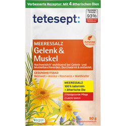tetesept Badesalz Gelenk & Muskel