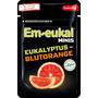 Em-eukal Bonbon Minis, Eukalyptus & Blutorange, zuckerfrei