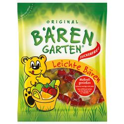Bärengarten Fruchtgummi, leichte Bären, zuckerfrei