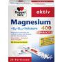 Doppelherz Magnesium 400 + Vitamine B6 + B12 + Folsäure Direktgranulat 20 St.