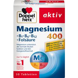 Doppelherz Magnesium 400mg Tabletten 30 St.