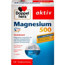 Doppelherz Magnesium 500 Tabletten 30 St.