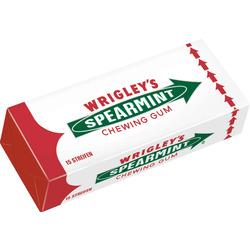 Wrigley's Kaugummi spearmint, Minze