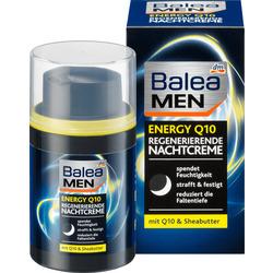 Balea MEN Nachtcreme energy Q10 regenerierend