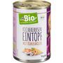 dmBio Eintopf, Kichererbsen-Eintopf mit Kokosmilch