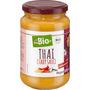 dmBio Sauce, Thai Curry Sauce mit Kokos