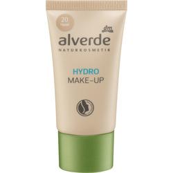 alverde NATURKOSMETIK Hydro Make-up 20 Hazel