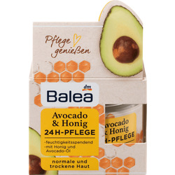 Tagescreme Balea Avocado & Honig 24h Pflege