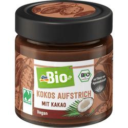 dmBio Aufstrich, Kokos Aufstrich mit Kakao, Naturland