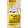 Balea Maske Milch & Honig, 2 x 8 ml