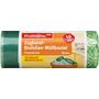 Profissimo Müllbeutel Biofolien kompostierbar mit Tragegriff 10 l