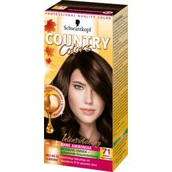 Schwarzkopf Country Colors Tönung Kakao Dunkelgoldbraun 71, 1 St