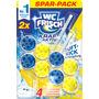 WC-Frisch WC-Reiniger-Spüler Kraft Aktiv Lemon