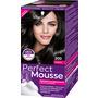 Schwarzkopf Perfect Mousse Haarfarbe Schaum Schwarz 200, 1 St