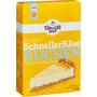 Bauckhof Backmischung für Kuchen, der schnelle Käsekuchen, glutenfrei