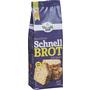 Bauckhof Backmischung für Schnellbrot, glutenfrei