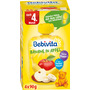 Bebivita Quetschbeutel Banane in Apfel nach dem 4. Monat, 4x90g