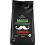 Herbaria Espresso, gemahlen, Maria
