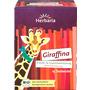Herbaria Kräuter- & Gewürz-Tee Giraffina mit Hibiskus, Hagebutte & Zimt, für Kinder (15x1,8g)