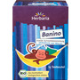 Herbaria Kräuter- & Früchte-Tee, Banino mit Anis, Kamille, Banane & Lavendel, für Kinder, Abend-Tee (15x1,8g)