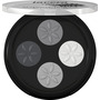 Beautiful Mineral Eyeshadow Quattro - Smoky Grey 01
