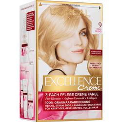 Excellence Haarfarbe Hellblond 9, 1 St