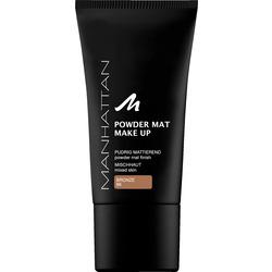 MANHATTAN Cosmetics Powder Mat Make-up Bronze 086