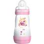 MAM Flasche Easy Start Anti-Colic 260ml, Größe 1, 0+ Monate, Mädchen