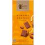 iChoc Schokolade, almond orange, Reis-Schokolade mit Mandeln & Orange