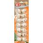 8in1 Snack für Hunde, Kauknochen mit Hähnchenfleisch