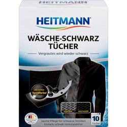 Heitmann Wäsche-Schwarz-Tücher