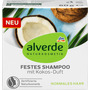 alverde NATURKOSMETIK festes Shampoo mit Kokos-Duft