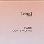 trend IT UP Gesichts-Palette Face Lights 010