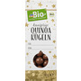 dmBio Adventsgebäck, Quinoa-Kugeln mit Vollmilch-Schokolade