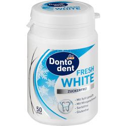 Dontodent Kaugummi Fresh White