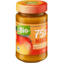 dmBio Fruchtaufstrich Mango 75%