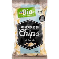 dmBio Kichererbsen Chips