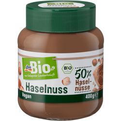 dmBio Schokoladenaufstrich, Haselnuss Creme