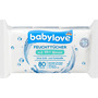 babylove Feuchttücher 99% Wasser