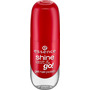 essence cosmetics Nagellack shine last & go! gel nail polish fame fatal 16