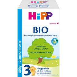 Hipp Folgemilch 3 Bio ab dem 10. Monat