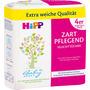 Hipp Babysanft Feuchttücher Zart Pflegend, 4x56 Stück