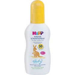 Hipp Babysanft Sonnenspray Ultra Sensitiv LSF 50+