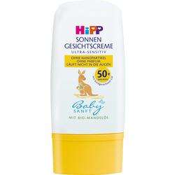Hipp Babysanft Sonnen Gesichtscreme