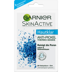 Garnier Hautklar Maske Hautklar Anti-Pickel Thermo